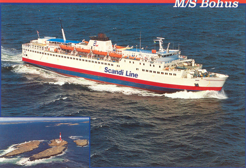 M/S PRINSESSAN DESIREE