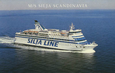 M/S FRANS SUELL